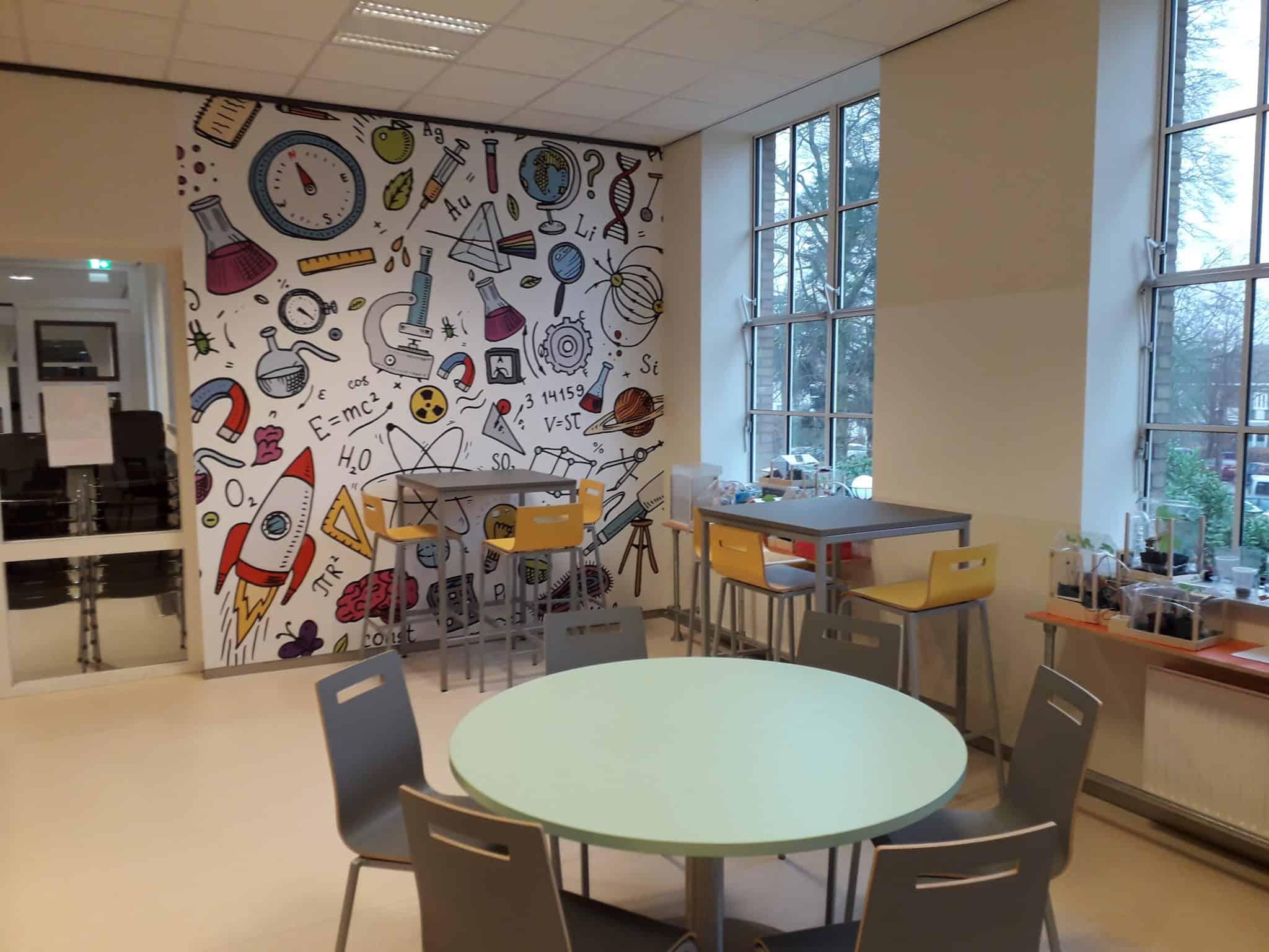 Radius interier projecten, Ronald de Jong